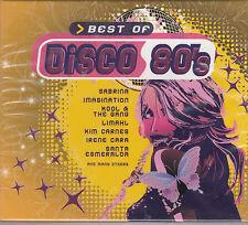 2CD DISCO  32T BUCKS FIZZ/SABRINA/T'PAU/LIMAHL/WAX/GAYE/GAYNOR NEUF SCELLE