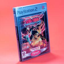 TEKKEN 5 PS2 ITALIANO SIGILLATO Sony Playstation