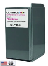 Pitney Bowes Sl-798-0 Ink Cartridge for SendPro C200, C300, C400 *Made in Usa
