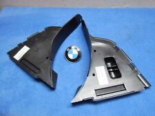 BMW e38 Bumper NEW Set Cover New Air Duct front below right left 8150449 8195374