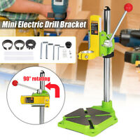 # Electric Drill Carrier Bracket Bench Drill Stand 90° Rotating Fixed Frame