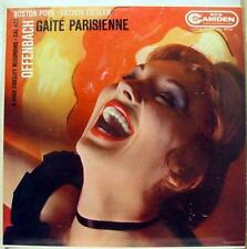 FIEDLER offenbach gaite parisienne LP VG+ CAL 438 Camden Mono Vinyl 1958 Record