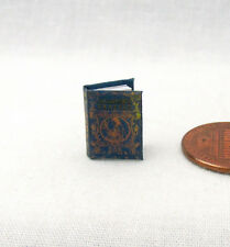 1:24 Scale Book GULLIVER'S TRAVELS Illustrated Miniature Book Dollhouse Half 1/2