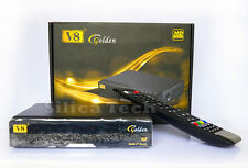 Openbox V8 Golden DVB-S2/T2/C Tuner Satellite Cable Receiver IPTV Youtube