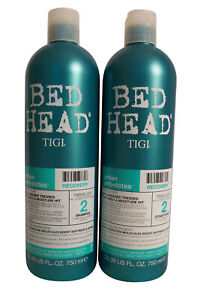 TIGI Bed Head Urban Anti Dotes Shampoo & Conditioner Recovery Set 25.36 OZ each