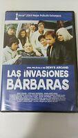 LAS INVASIONES BARBARAS DVD DENIS ARCAND PRECINTADA NUEVA