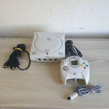 Sega Dreamcast Konsole-mit Controller und Kabel-Super Zustand