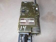 Used US Army Rescue Heri Crew Radio PRC-103 Military Rare