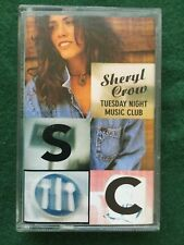 Sheryl Crow, Tuesday Night Music Club, Cassettes, Tapes, Rare, 1993