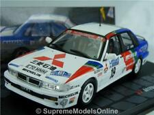 MITSUBISHI GALANT VR-4 AIRIKKALA MCNAMEE RALLY CAR 1/43RD SCALE ISSUE K8967Q~#~