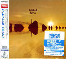 KATE BUSH, AERIAL, 2 CD EXCL JAPAN EDITION 2014 REISSUE (SEALED)