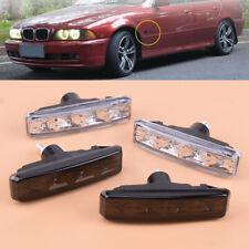 4LED Fender Light Marker Amber Light fit for BMW E39 M5 525i 528i 540i 1997-03