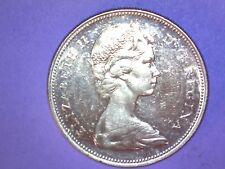 Canada - Dollar - 1966 - KM# 64.1 - 0.800 Silver