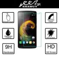 Premium Real Tempered Glass Screen Protector Film Guard For Lenovo Smart Phones