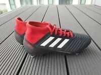 Adidas Predator 18.3 SG Soft Ground Football Boots Size UK 7.5