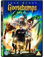 Goosebumps [DVD] [2016] [DVD][Region 2]
