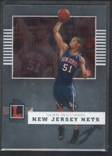 SEAN WILLIAMS 2007 07/08 TOPPS LETTERMAN RC ROOKIE SP #/599 $10