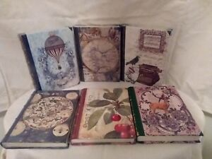 """Decorative notebook / sketchpad, 200 leaves, 8""""×6"""" 450g , classic novel binding"""