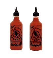 Sriracha Blackout Chili Sauce bon Paquet: 2 x 455 ml Chilli Sauce Thai sauce tra...
