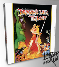 Limited Run #36: Dragon's Lair Trilogy Collectors Edition Nintendo Switch