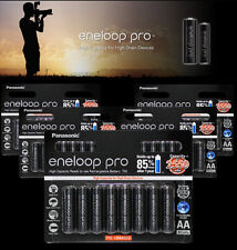 40pcs Panasonic eneloop pro rechargeable AA 2550mAh battery | Made In Japan