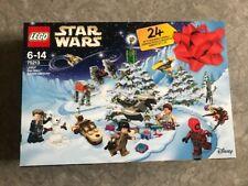 75213 Lego - Star Wars Adventskalender - 2018 - OVP - NEU - Sammelauflösung