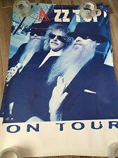 Zz Top Poster Tour 24 X 36