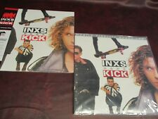 INXS MFSL AUDIOPHILE LIMITED EDITION OUT OF PRINT KICK + COMPARISON 45 RPM LPS