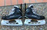 $280 Bauer Supreme S160 Junior Boys Ice Hockey Skates 5 5D Size 6 38.5 Vapor 2x