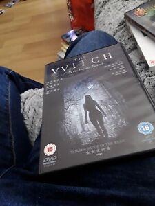The Witch horror thriller graphic dark twisted sick sinister cult  demonic gore