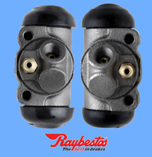 Set 2 REAR Drum Brake Wheel Cylinders  L & R RAYBESTOS Made in USA