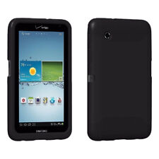 "Verizon Rugged Silicone Impact Protective Case For Samsung Galaxy Tab 2 7"" Inch"