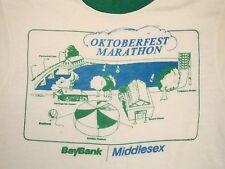 Vintage Oktoberfest Marathon October Fest Fun Run Beer College Party T Shirt S