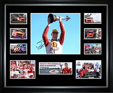 Scott Mclaughlin 2018 V8 Supercar Champion Limited Edition Framed Memorabilia