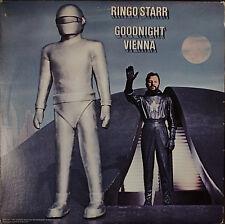 RINGO STARR: Goodnight Vienna-M1974LP JOHN LENNON/BILLY PRESTON/DR. JOHN++++