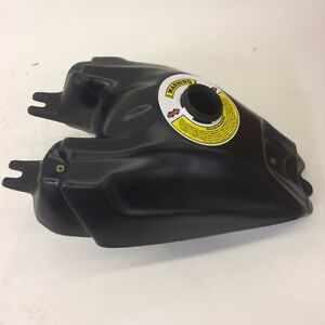 IMS Oversized 3.8 Gallon Fuel Gas Tank BLACK Yamaha YFZ450 YFZ 450 2004-2013