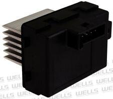 HVAC Blower Motor Resistor fits 2006-2011 Mercury Milan  WVE BY NTK