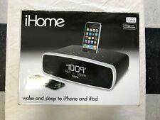 "iHOME ""Wake and sleep to iPhone and iPad - NEVER BEEN USED"