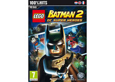 PC Computer Game Lego Batman 2 II DC Super Heroes