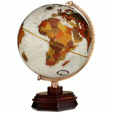 "Replogle USONIAN 12"" Inch Globe Frank Lloyd Wright Home Office Desk Decor Gift"