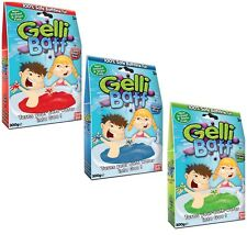 Gelli Baff Red, Blue And Green - Bundle (3 Items) - Jelly Bath Zimpli Kids