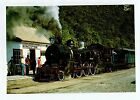 D4284cgt Transport Rail New Zealand Kingston Flyer postcard