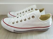 Converse Chuck Taylor All Star White Sneakers Shoes 555882F Women's Size 9