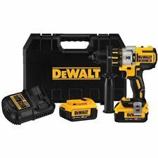 """Dewalt DCD996P2R 20V MAX XR Li-Ion 1/2"""" Hammer Drill w/ 4.0 Ah Batteries"""