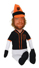 San Francisco Giants Hunter Pence on the Fence Doll
