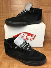RARE🔥 VANS x Supreme x MC Mike Carroll Black-Out Mesh Reflective 3M Tongue 13