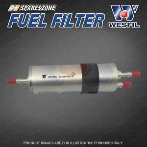 Wesfil Fuel Filter for BMW 3 Series 320i 323i 325i 335i 330i E90 E91 E92 E93