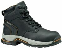 """Timberland Pro 1064A 6"""" Stockdale Alloy Safety Toe EH Rated Non Slip Work Boot"""