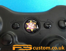 Custom XBOX 360 * Halo * Spiner Medal Logo * Guide button