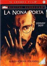 Dvd  La Nona Porta - (1999) *** Johnny Depp, Lena Olin ***   ......NUOVO